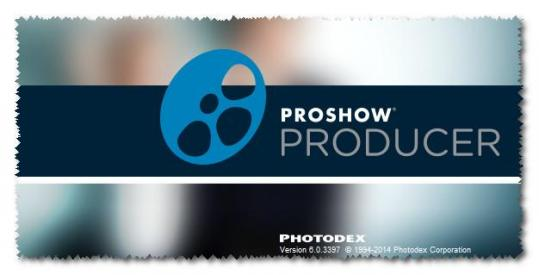 создания видео Proshow Producer